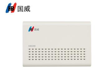 title='国威GW200-4外线/16分机'