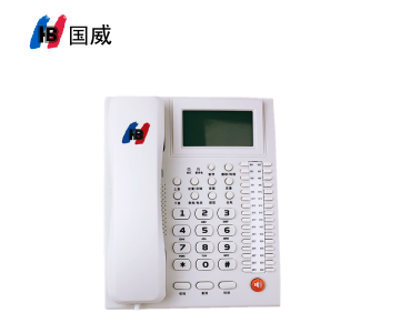 title='國威MT-2前臺商務調度專用話機終端'